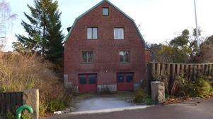 Villan på Kristiansborg.