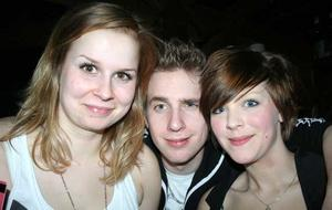 Konrad. Linette, Martin och Ida