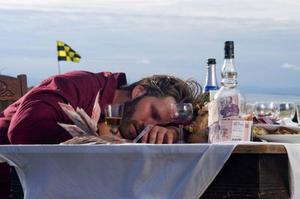 """Baltasar Kormákur har använt en sammansvetsad vän- och skådiskrets för sin """"Brúdguminn"""". Här Hilmir Snaer Gudnason i huvudrollen.foto: nonstop Entertainment"""