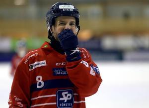 Hans Andersson har final i sikte när World Cup drar igång på torsdag.