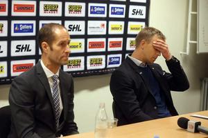 Bert Robertsson var så arg att han grät under presskonferensen efter Modos match mot Skellefteå, förra gången lagen möttes.