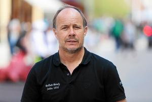 Robert Lindgren, klubbchef Bollnäs GIF Bandy.