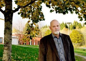 Bengt Eriksson, chef för Rättspsykiatriska regionkliniken i Sundsvall.