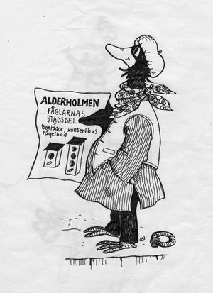 Blir det en holk på Alderholmen?