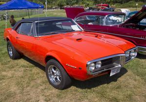 ...och Pontiac satsade på Firebird.    Foto: Keith Bell/Shutterstock.com
