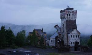 Ställbergs gruva i Bergslagen köps av konstgrupp.   Foto: Pressbild/TT