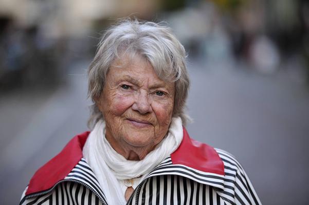 Författaren Maj Sjöwall lockar flest radiolyssnare hittills i Sommar i P1.