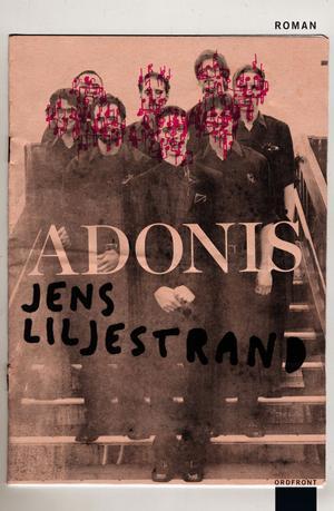 """Jens Liljestrand""""Adonis""""(Ordfront)Det har varit mycket män och manligt krisande i svensk litteratur det gångna året. Men Jens Liljestrand är bättre än vad den debatten är. Hans roman om en manskör som återförenas är en djupdykning i testosteron som visar att Jens Liljestrand inte bara är läsvärd som kritiker utan också som skönlitterär författare."""