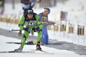 Simon Hallström, Lima, etta i sprint och femma i distans.