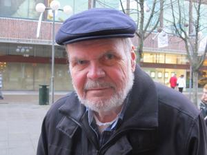 Hans Tocklin, 85, pensionär, Pershagen:– Jag gillar inte pizza så mycket, men om jag äter det, så gillar jag mest Quattro Stagioni, vilket betyder fyra årstider på italienska.