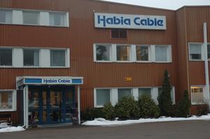 Med flexibilitet och en telecomindustri som går skapligt. Det gör att Habia Cable i Söderfors klarar sig utan nya neddragningar av personal.