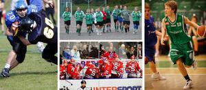 Idrottslivet i Södertälje är mångfacetterat. Här finns amerikansk fotboll, fotboll, ishockey, basket och en hel rad andra framgångsrika idrotter.