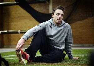 Sundsvallsbon Tom Kling-Baptiste tog SM-guld i både 100 och 200 meter.