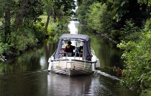 Strömsholms kanal.