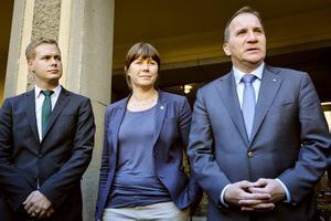 Småföretagarnas riksförbund vill att Miljöpartiet i regeringsförhandlingarna visar vad deras löften inför valet var värda.