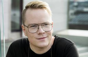 Jesper Petersson, 27, Piteå drömmer om att bli folkkär.