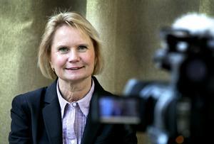 Marie-Louice Forsberg Fransson vill bli kommundirektör i Lekeberg. Foto: Håkan Risberg/ Arkiv