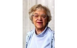 Ingrid Thor blev något av en legend som journalist under sin levnad. Foto: