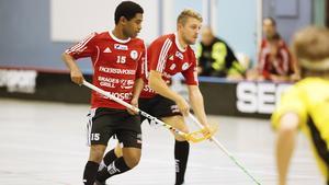 Jonas Sandberg, till vänster, gjorde Per-Ols mål.
