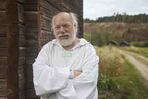 Anders Sandkvist är nöjd med dagen trots sämre uppslutning än han väntat sig.