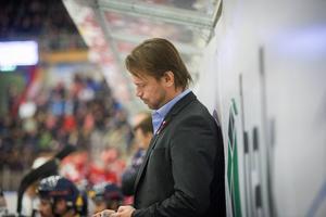 Sundsvall Hockeys sportchef Stefan Lindqvist.