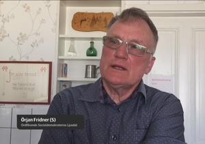 Örjan Fridner (S).