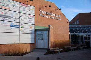Teknikdalen ligger mitt emot högskolan i Borlänge och startade 1987.