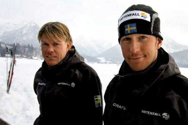 Mathias Fredriksson ersätter sjuke Anders Södergren i lördagens fristilslopp i Davos.– Det var ett lätt beslut att ta när jag fick frågan på onsdagseftermiddagen. För mig gäller att ta vara på alla chanser som dyker upp, säger Mathias.
