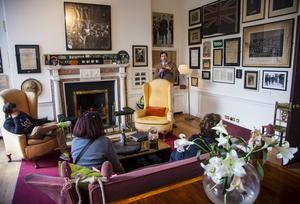 På The Little Museum of Dublin presenteras stadens 1900-talshistoria på ett annorlunda vis. Ta en karamell medan du lyssnar.