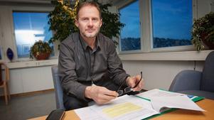 – Rädslan är värsta fienden, många betalar för att de är rädda för följderna, säger Anders Olofsson, förundersökningsledare och preventionsansvarig på bedrägerirotel Syd.