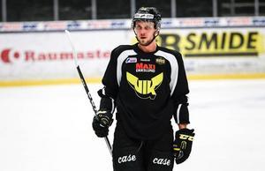 Marcus Bergman spås vara klar inom kort för klubben efter VIKsupports insamling.