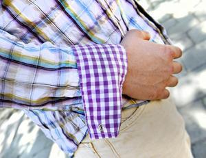 Sommarskön herrskjorta i många färger från italienska Ra-re kostar 1599, finns på Muskot.