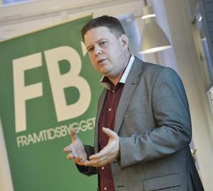 Per Ankersjö har varit ordförande för arbetsgruppen som tagit fram förslaget till nytt idéprogram.
