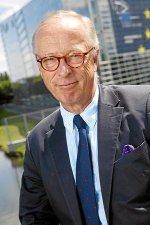 Gunnar Hökmark Moderat delegationsledare Europaparlamentet