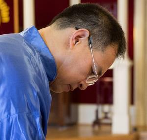 Pu Guang Liu tror på sin metod.