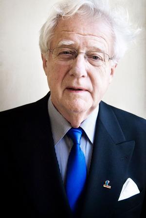 Ulf Elgemyr - en av stans mest färgstarka politiker.