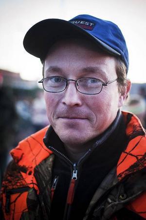 Staffan Sandvold, Funäsdalen– Eftersom att fars dag ligger på en söndag ska jag garanterat jaga älg. Mina ungar kan få följa med om de vill. De brukar vilja följa med på jakten.