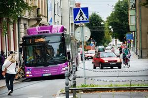 När vinterturlistan för stadsbussarna tas i bruk 2 oktober kommer vissa busslinjer ingå en en ny form av samtrafik.