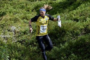 Tove Alexandersson vann etapp två.