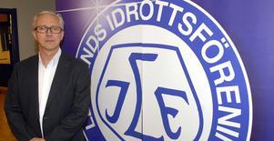 Mats Aspemo, Leksandsbo sedan 1998, är ny tillförordnad vd i Leksands IF. Foto: Stefan Ericson
