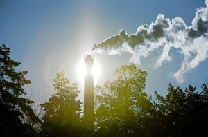 Redovisning krävs. Företaget Tricorama Climate Partners vd tycker att Sverige ska införa obligatorisk klimatredovisning för större företag. foto: scanpix