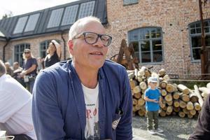 Foto: Stig-Göran Nilsson Johnny Rosén är medlem i Pythagoras vänner.