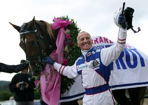 2009 var det Commander Crowe och Peter Ingves som var först över mållinjen.