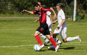 Carin Marius gjorde två mål när Frånö föll mot Timrå.