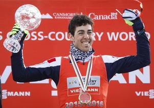 Italienaren Federico Pellegrino vann sin första sprint i klassisk stil och tog även hem den totala sprintcupen på herrsidan.