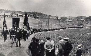 1931. Ådalskonflikten.