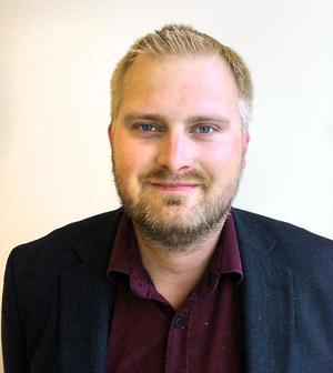 Fredrik Röjd blir ny platschef i december.