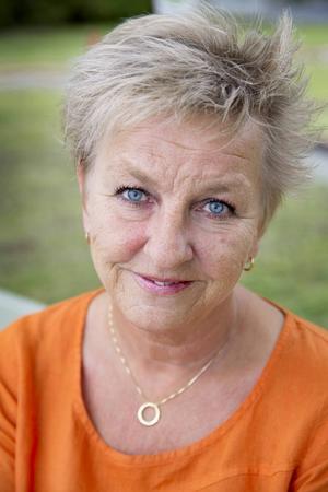 Carina Asplund har slutat som ordförande för Leader sjö skog och fjäll. Arkivbild.