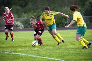 Team Hudik slog ut Ljusdal i kvartsfinalen.