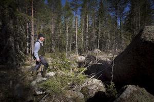 Berne Henriksson är en i den växande skaran ensamarbetare.
